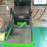 Pic 3: Coffee roaster